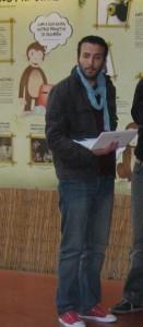 Javier in Lisbon, November 2013