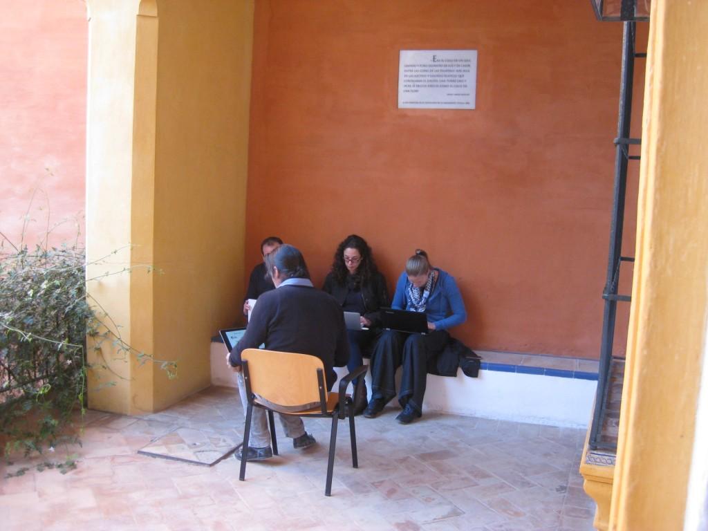 ... preparing presentations - 19 November 2014